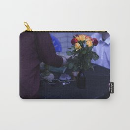 Edgy Roses Carry-All Pouch