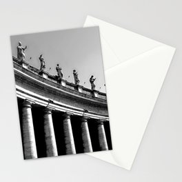 St Peters Square Rome Stationery Cards