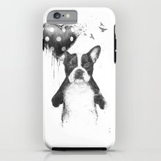 My heart goes boom iPhone 6 Tough Case