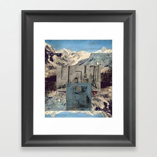 Confoederatio H. Framed Art Print