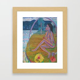 Eve 2 Framed Art Print