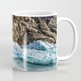 Sleeping dragon. Lake Baikal, island Olkhon Coffee Mug