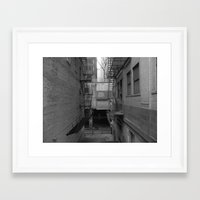 rothko Framed Art Prints featuring Rothko Chicago by Steven Schultz