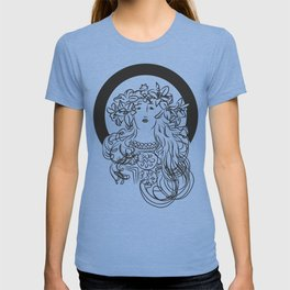 Mucha's Inspiration T-shirt