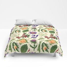 TEA PATTERN Comforters