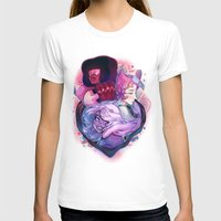guardians T-shirts featuring Gem Guardians by asieybarbie