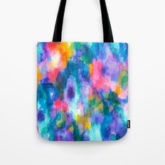 Paradise (Blue) Tote Bag