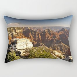 The North Rim Rectangular Pillow
