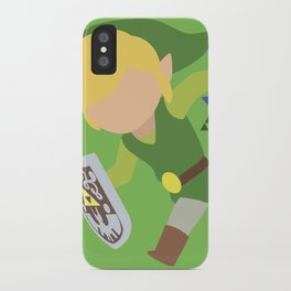 Toon Link(Smash) iPhone Case