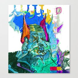 Demoted Canvas Print