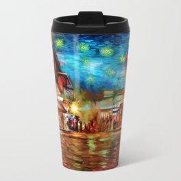 French Quarter Under the Stars Travel Mug