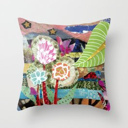 Once Upon a Day Dream Throw Pillow