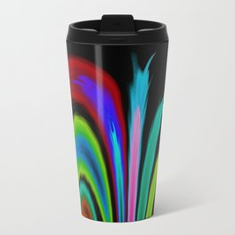 Solar Flames Travel Mug