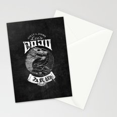 Double Dragon Dojo Stationery Cards