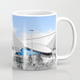 Aquatics Centre - London 2012 - Olympic Park Coffee Mug