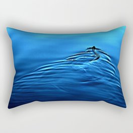 The Drifter Rectangular Pillow