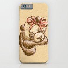 Pink Bow Precious Slim Case iPhone 6s