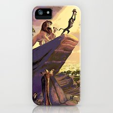 The Lion King - The Circle of Life iPhone (5, 5s) Slim Case