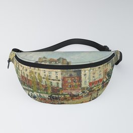"""Camille Pissarro """"The Pont-Neuf"""" Fanny Pack"""
