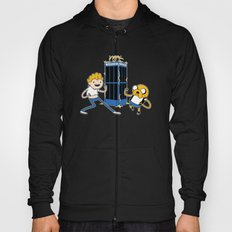 Finn and Jake's Excellent Adventure through Time Hoody