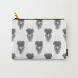 Emu Pattern Carry-All Pouch