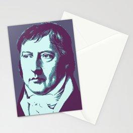 Georg Hegel Stationery Cards