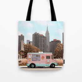 New York Ice Cream Tote Bag