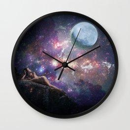 Nubula  Wall Clock