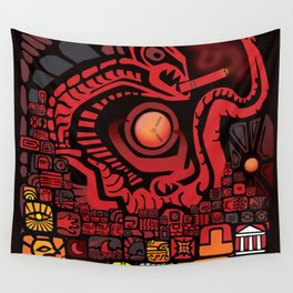 OVER UNDER Wall Tapestry