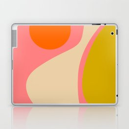 abstract composition modern blush pink Laptop & iPad Skin