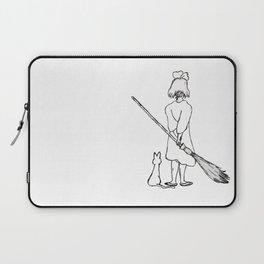 Believe in Yourself (Kiki) - Sketch Laptop Sleeve