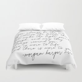 May you always Duvet Cover