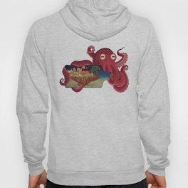 World in bottle: Atalantis (Octopus - monster) Hoody