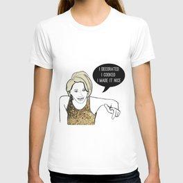 I made it nice T-shirt