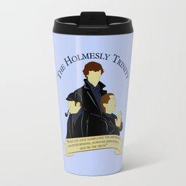 The Holmesly Trinity Travel Mug