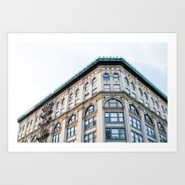 Oh So Soho Art Print