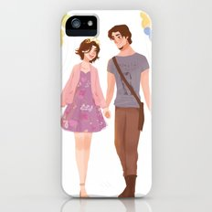 Park hopping iPhone SE Slim Case