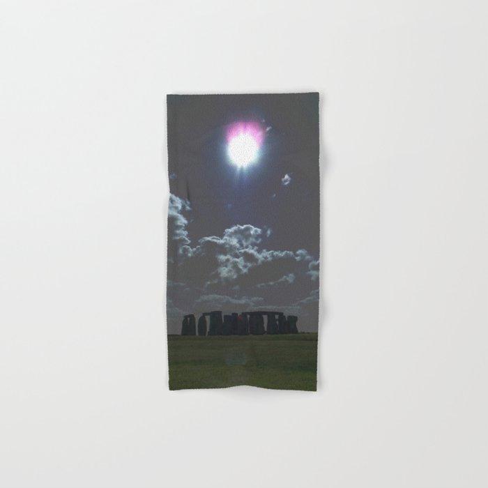 Stonehenge Hand & Bath Towel