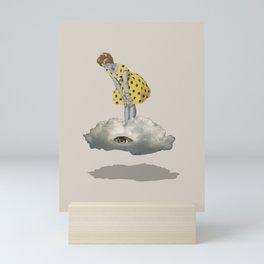 Cloudy Mini Art Print