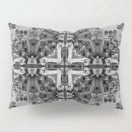 Palazzo Photographic Pattern Pillow Sham