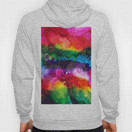 Wild Rainbows Hoody