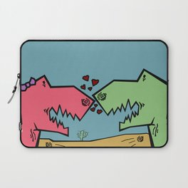 Dino Time Laptop Sleeve