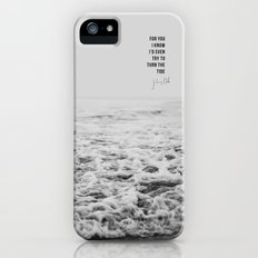Tide iPhone (5, 5s) Slim Case