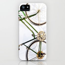 Cycle on iPhone Case