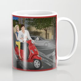 roman crazy Coffee Mug