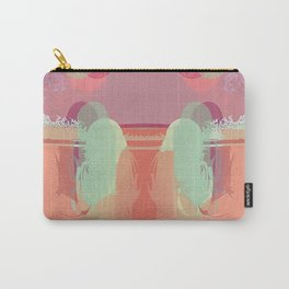 Blurry Visions of the moon Carry-All Pouch