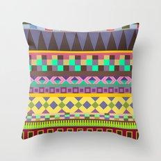 Montezuma Throw Pillow