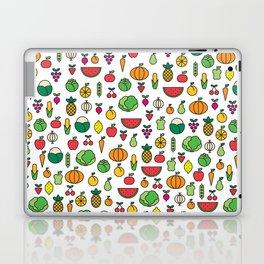 fruits & vegetables Laptop & iPad Skin