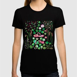 Pond Affair in color T-shirt