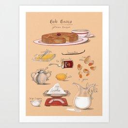 Bolo Basco Art Print